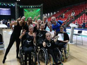 Wheelchair danza